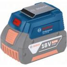Адаптер для зарядки USB-устройств Bosch GAA 18V-24