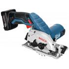 Bosch GKS 10,8 V-LI Professional (2,0 Ah x 2, L-Boxx)