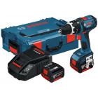 Bosch GSB 14,4 V-LI Professional (4.0 Ah x 2, L-BOXX)