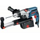 Ударная дрель с пылеудалением Bosch GSB 19-2 REA Professional (БЗП, Case)