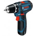 Bosch GSR 10.8-2-LI + GSA 10.8 V-LI + GLI 10,8 V-LI + 8 полотен + 2 акк. 2.0 А/ч + ЗУ AL1130 СV