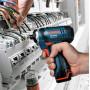 Bosch GSR 10,8-LI Professional (1.5 Ah x 2, Картон)