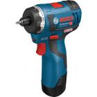 Bosch GSR 10,8 V-EC HX Professional (2.0 Ah x 2, L-BOXX)