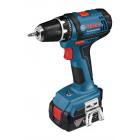 Bosch GSR 14,4-2-LI Professional (1.5 Ah x 2, Картон)