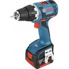 Bosch GSR 14,4 V-EC Professional (4.0 Ah x 2, L-BOXX)