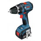 Bosch GSR 14,4 V-LI Professional (1.5 Ah x 2, L-BOXX)