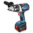 Bosch GSR 14,4 VE-2-LI Professional (4.0 Ah x 2, L-BOXX)
