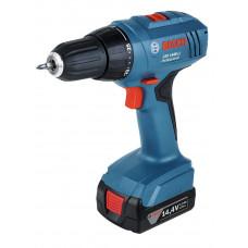 Шуруповерт Bosch GSR 1440-LI Professional (1.5 Ah x 2, Case)