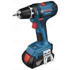 Bosch GSR 18-2-LI Professional (1.5 Ah x 2, Картон)