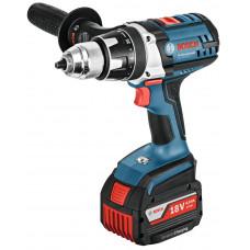 Bosch GSR 18 VE-2-LI Professional (4 А/ч)