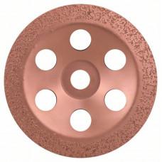 Твердосплавный чашечный шлифкруг 180 x 22,23 мм; мелкозерн., плоск.