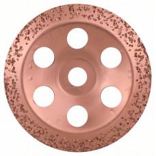 Твердосплавный чашечный шлифкруг 180 x 22,23 мм; крупнозерн., скошен.