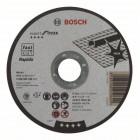 Отрезной круг, прямой, Expert for Inox - Rapido AS 60 T INOX BF, 125 mm, 1,0 mm