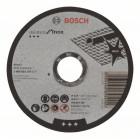 Отрезной круг, прямой, Standard for Inox WA 60 T BF, 115 mm, 22,23 mm, 1,6 mm