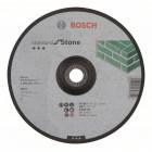 Отрезной круг, выпуклый, Standard for Stone C 30 S BF, 230 mm, 22,23 mm, 3,0 mm