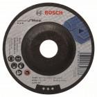 Обдирочный круг, выпуклый, Standard for Metal A 24 P BF, 115 mm, 22,23 mm, 6,0 mm