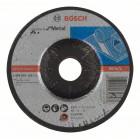 Обдирочный круг, выпуклый, Standard for Metal A 24 P BF, 125 mm, 22,23 mm, 6,0 mm