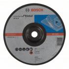 Обдирочный круг, выпуклый, Standard for Metal A 24 P BF, 230 mm, 22,23 mm, 6,0 mm