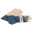 Защитные перчатки из воловьей кожи GL FL 10 EN 388