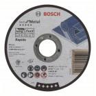Отрезной круг, прямой, Best for Metal, Rapido A 60 W BF, 115 mm, 1,0 mm