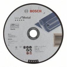Отрезной круг, прямой, Best for Metal, Rapido A 46 V BF, 180 mm, 1,6 mm
