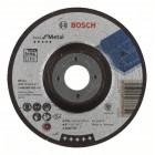 Обдирочный круг, выпуклый, Best for Metal A 2430 T BF, 125 mm, 7,0 mm