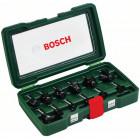 Набор фрез по дереву Bosch 12шт., хвостовик 8мм