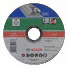 Отрезной круг по металлу, вогнутый 115х22,2х1,6 мм