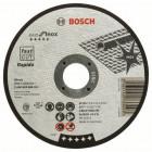 Отрезной круг Bosch Best for Inox по нержавейке 125x0,8