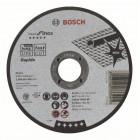 Отрезной круг Bosch Best for Inox по нержавейке 125x1,0
